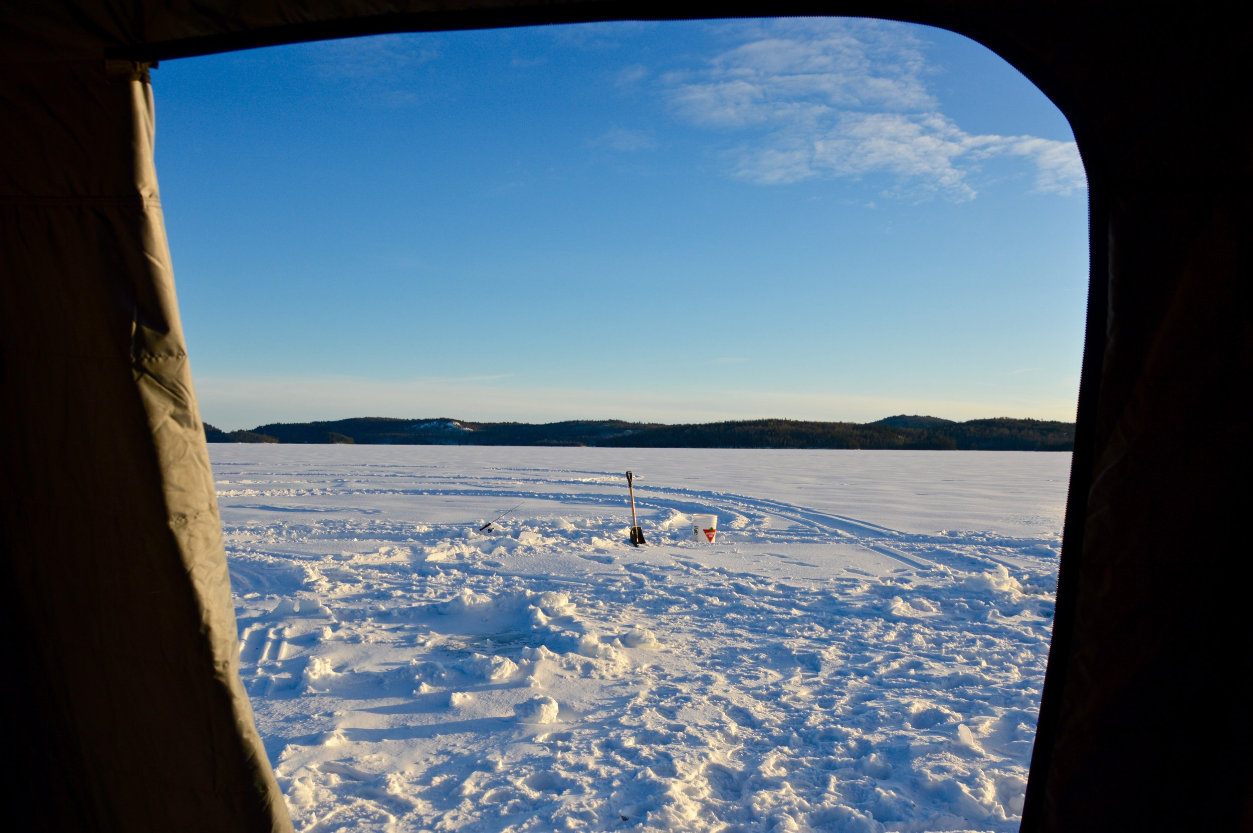 The best ontario provincial parks and northern ontario campgrounds have the potential for outdoor winter activities.