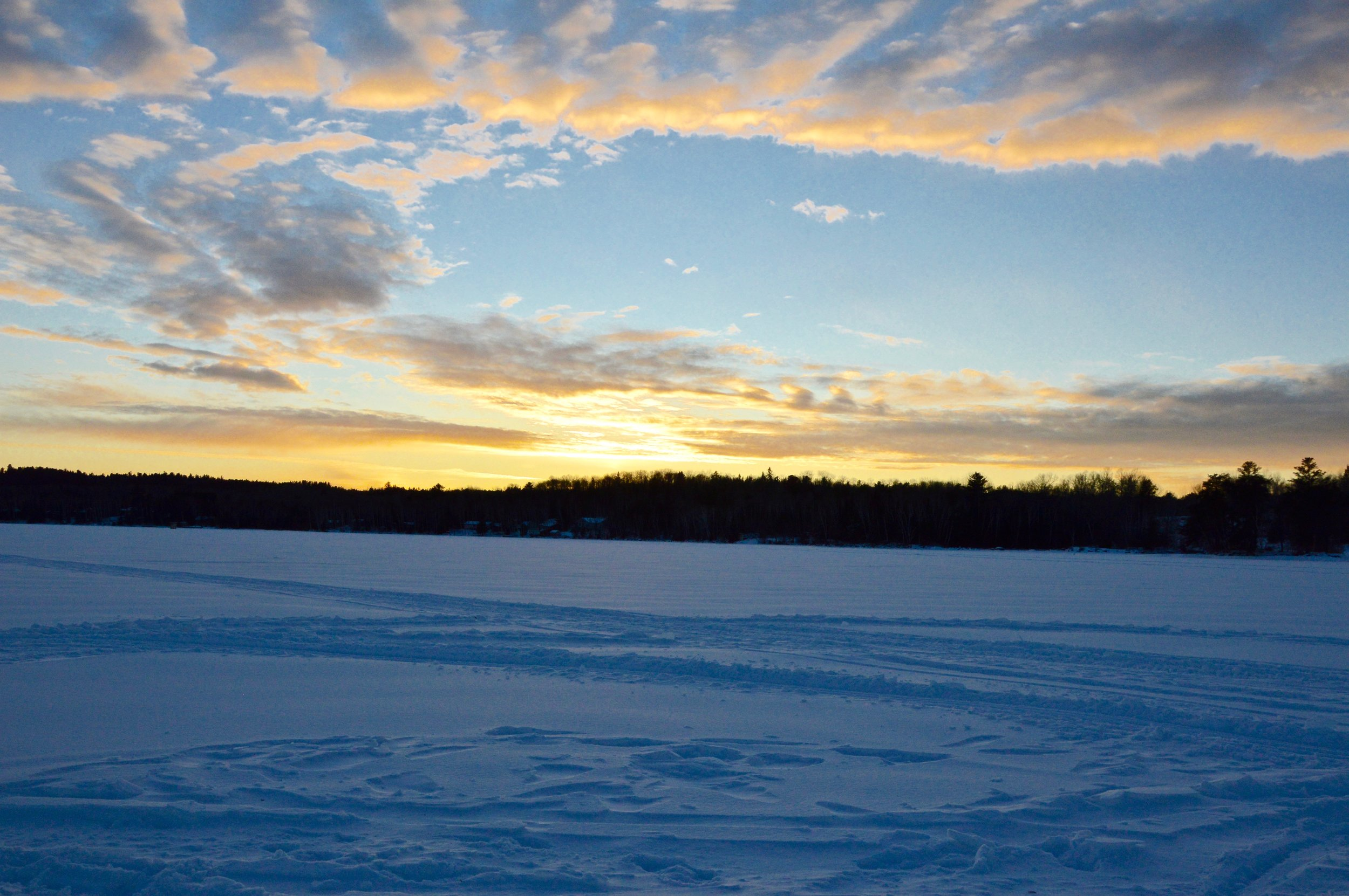 The sunsets at Windy Lake Provincial Park make it one of the best Ontario Provincial parks around, and one of the best campgrounds in Ontario.