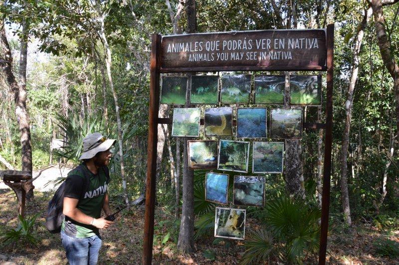 Nativa Natural Park in Solferino, Mexico