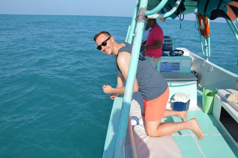 Fishing of Isla Holbox was special! (Casa Sandra Holbox)
