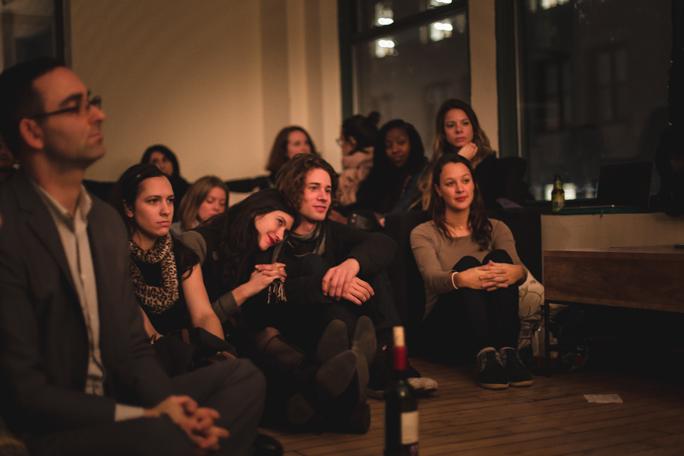 Sofar NYC - 11.15.16 (©Griffin Shapiro)