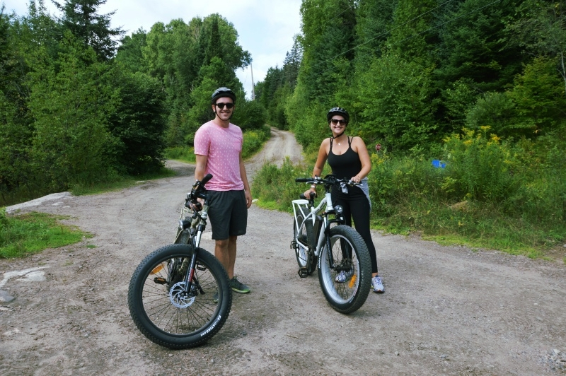 Yours Outdoors Tour in the Haliburton Highlands