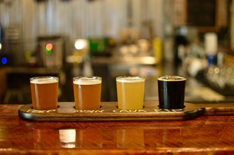 Refined Fool Brewing Co. in Sarnia is a must-stop.