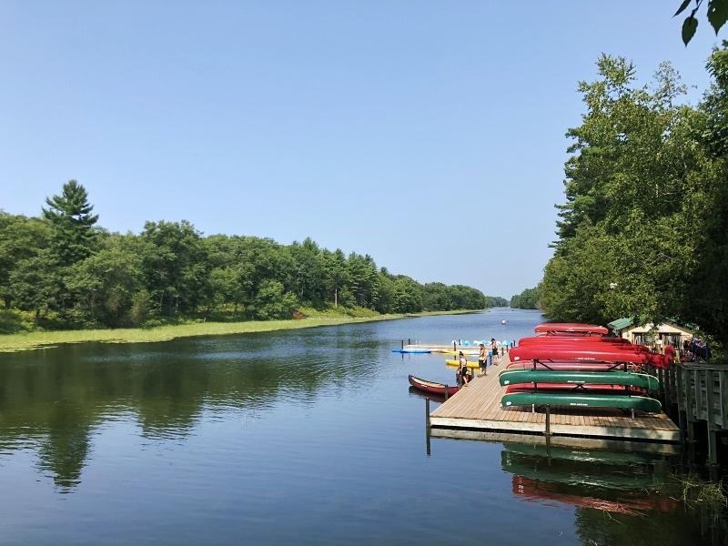 Ontario's Pinery Provincial Park, a part of Ontario's Blue Coast