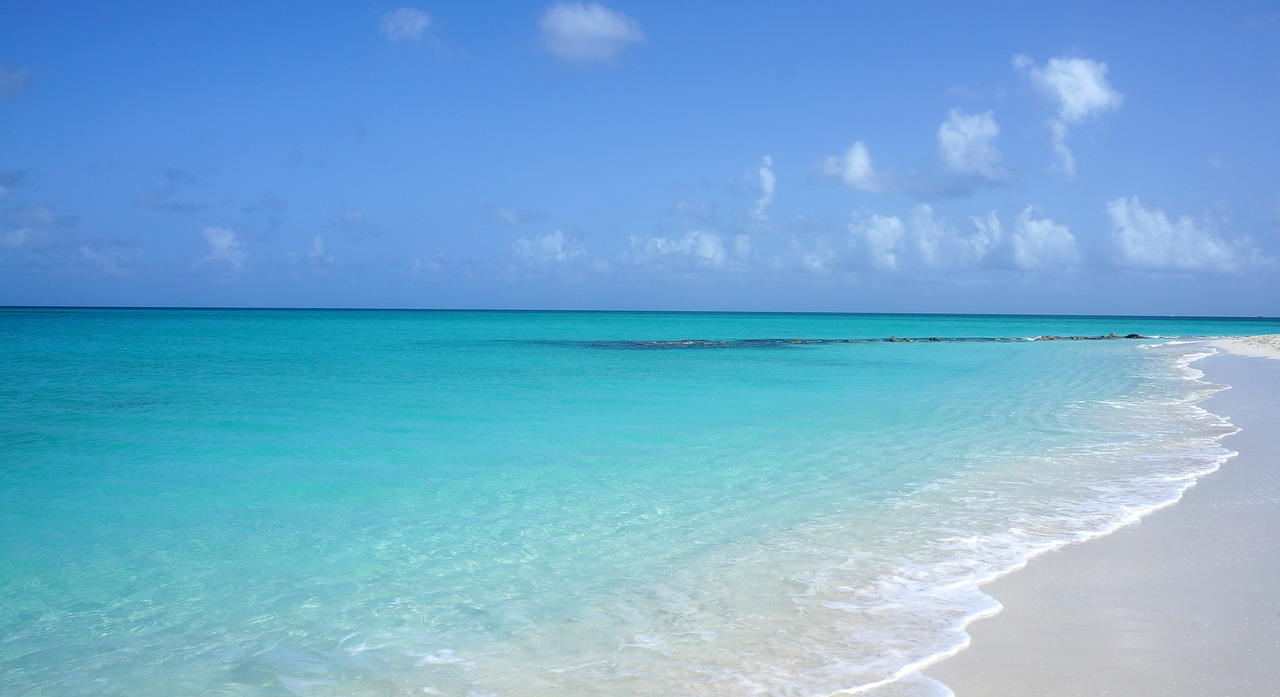 Turks and Caicos is one of the top tropical vacation spots.