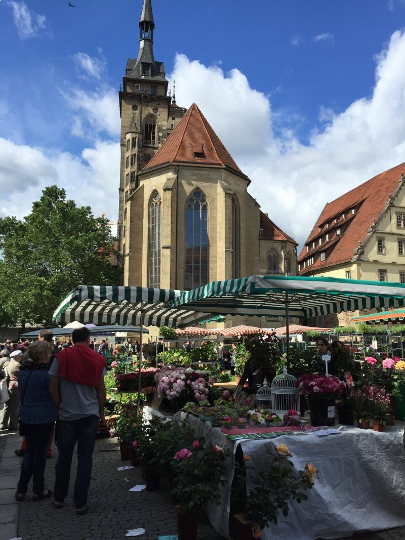 Stuttgart is one of the most beautiful cities in Germany in your Germany itinerary