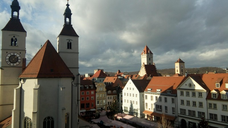 Regensburg is one of the most beautiful cities in Germany and should be a part of your Germany itinerary