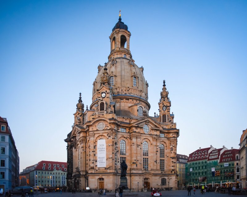 Dresden is one of the most beautiful cities in Germany and should be a part of your Germany itinerary