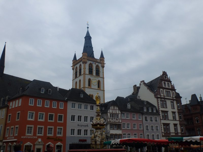 Trier is one of the most beautiful cities in Germany and should be a part of your Germany itinerary
