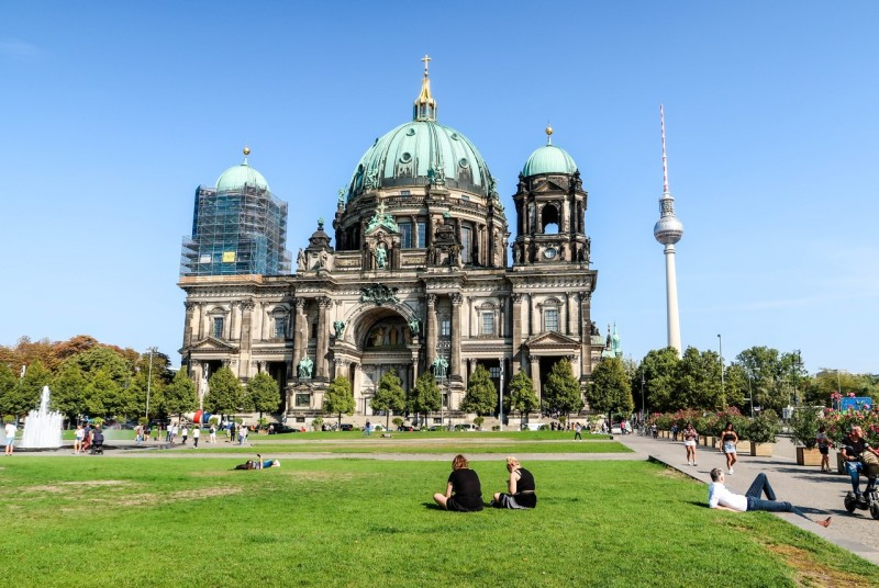 Berlin is clearly one of the best places in Germany, and should be a part of your Germany itinerary