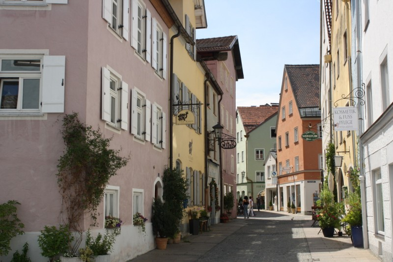Fussen is one of the most beautiful cities in Germany, and should be a part of your Germany itinerary