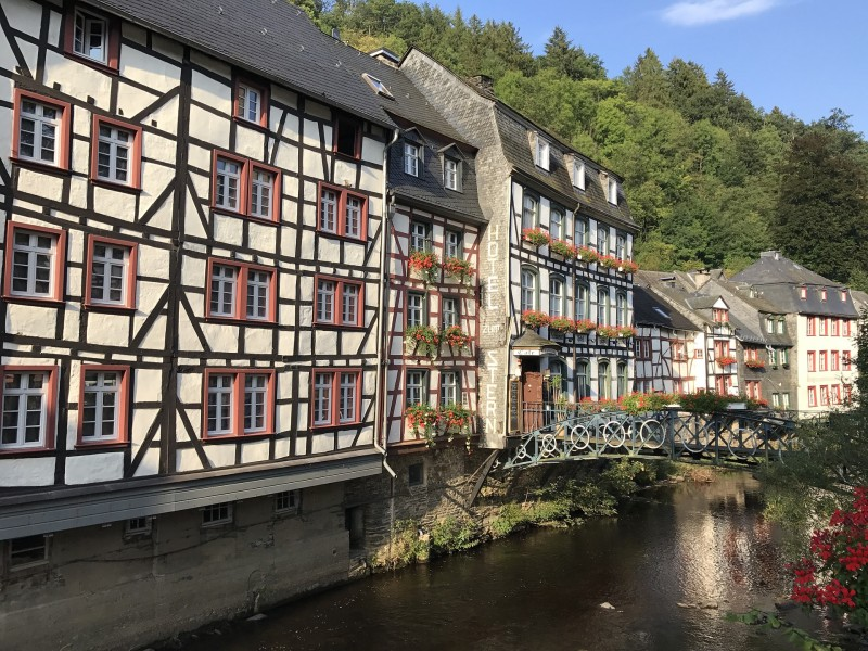 Think about where to visit in Germany, and realize that Monschau should be part of your Germany itinerary