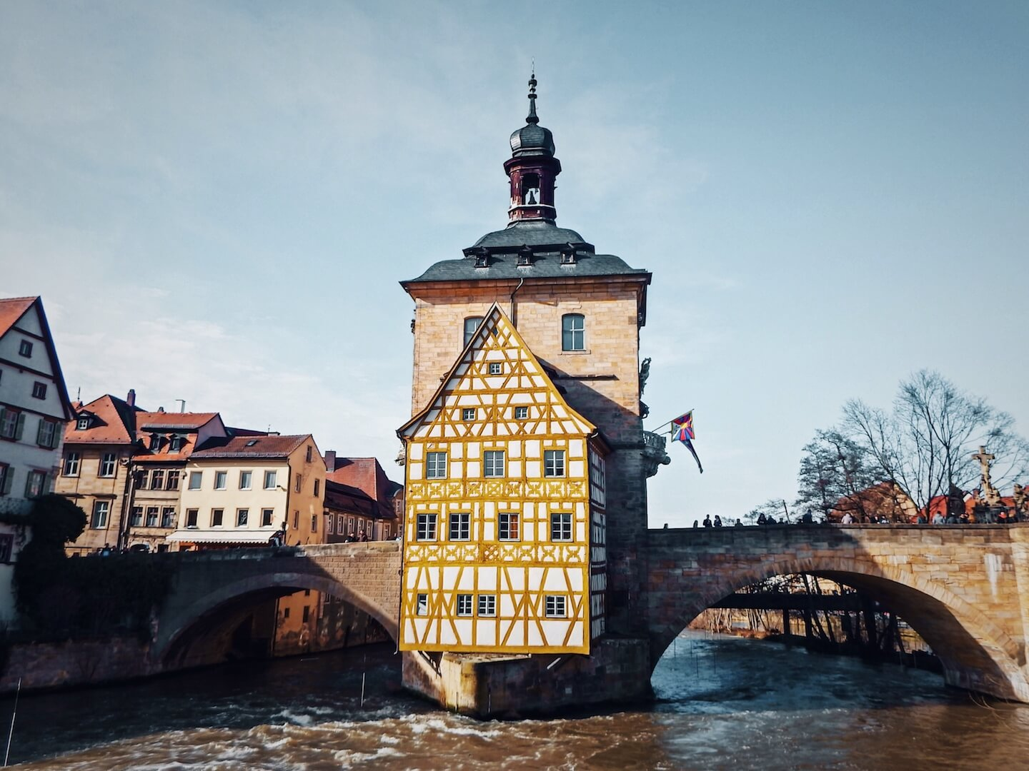 Bamberg needs to be considered in your Germany itinerary when you're talking about where to visit in Germany