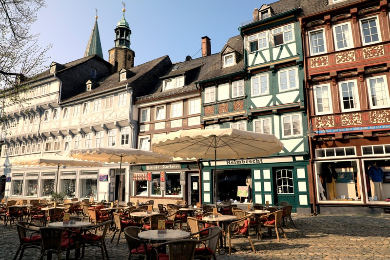 Goslar is a place to add to your Germany itinerary if you're thinking about where to visit in Germany