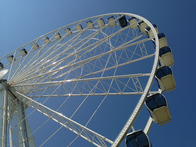 The Niagara Skywheel is one of the top Niagara Falls attractions in the city