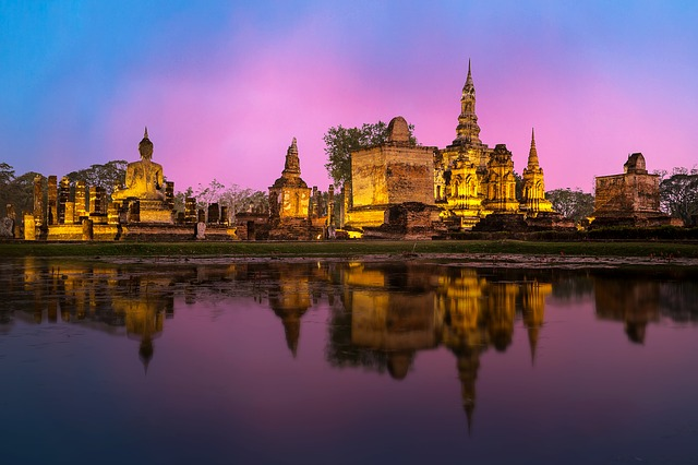 Ayutthaya is one of the best cities in Thailand to visit for culture lovers
