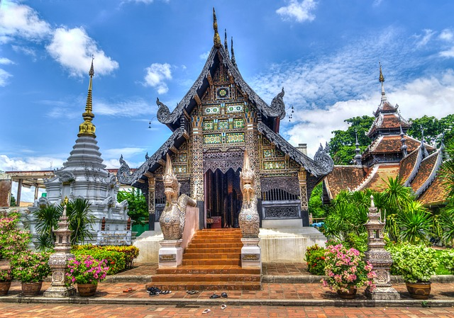 If you're a culture lover, then you need to visit Chiang Mai, as it's one of the best cities in Thailand