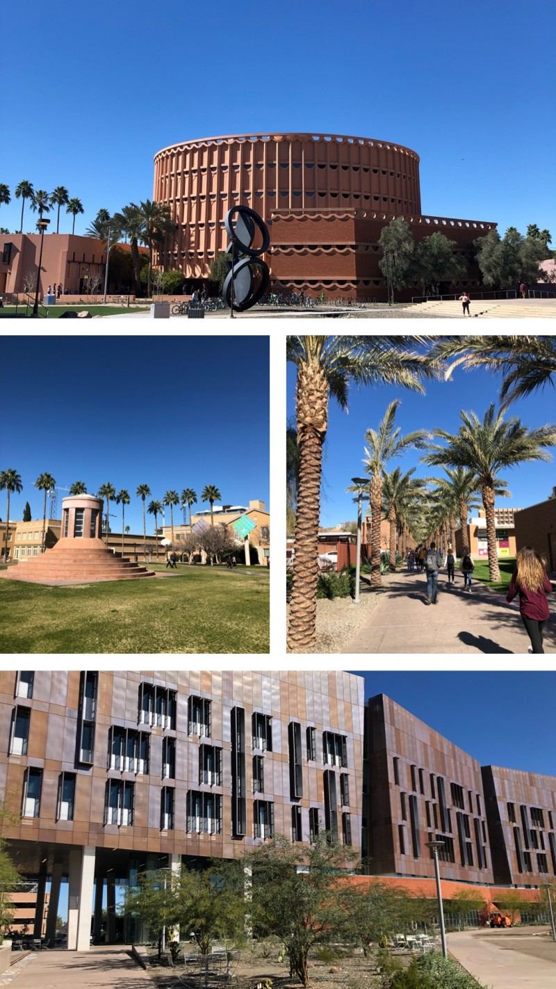 I would argue that strolling through the ASU campus is one of the fun things to do in Tempe!
