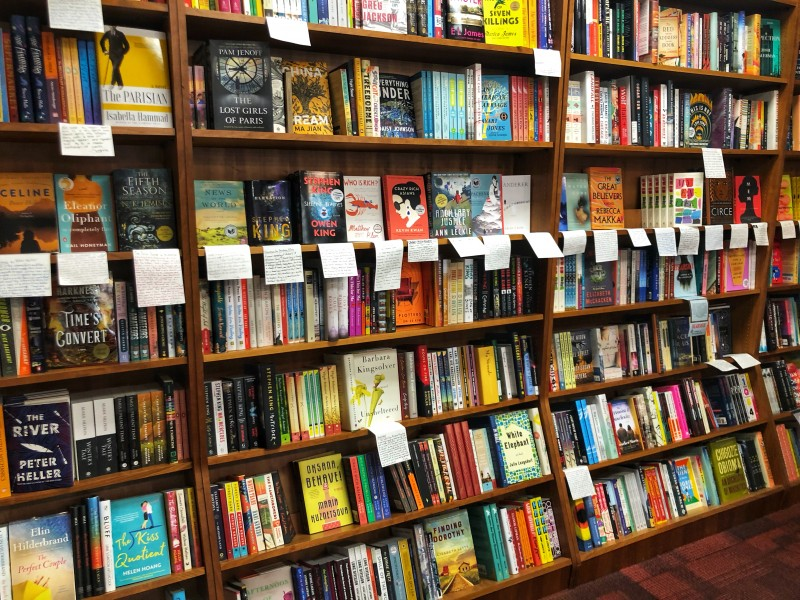 Oblong Books & Music in Rhinebeck, NY is part of what makes Rhinebeck one of the top New York getaways!