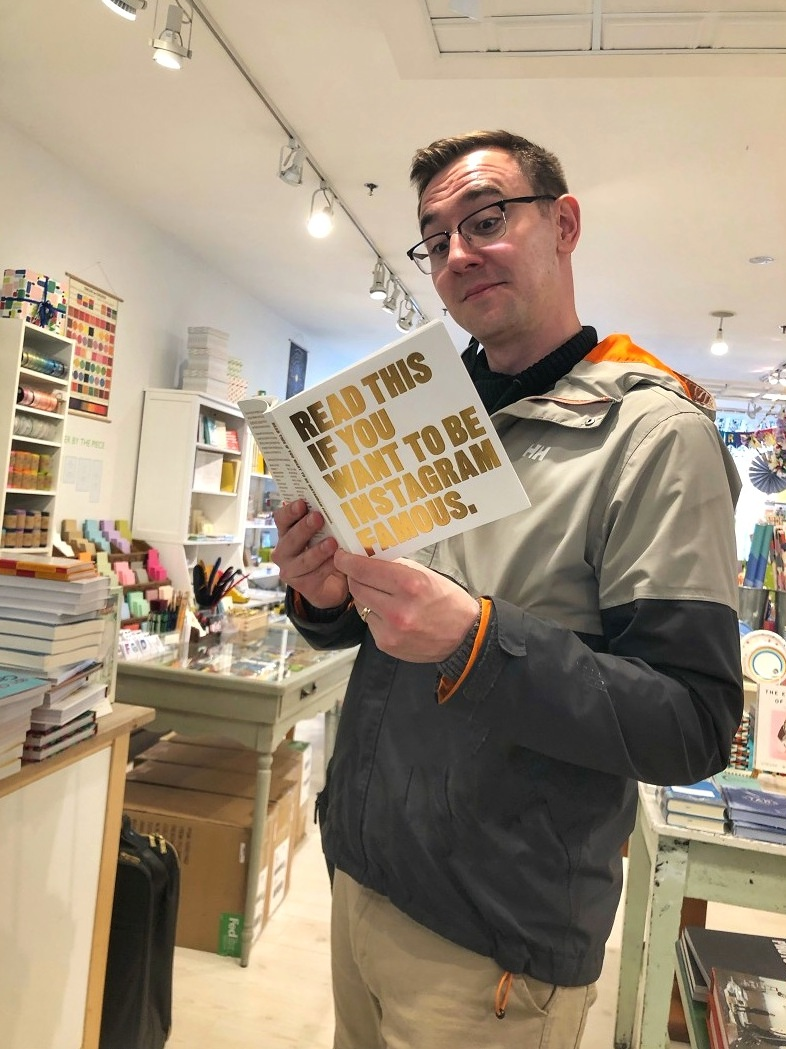 Paper Trail in Rhinebeck, NY is a great stationary store and part of what makes Rhinebeck of the great New York getaways!