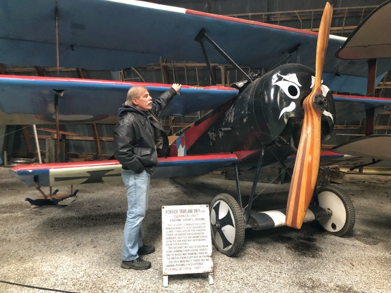 The Old Rhinebeck Aerodrome is an institution in the Dutchess County area! It's one of the top things to do in Rhinebeck!