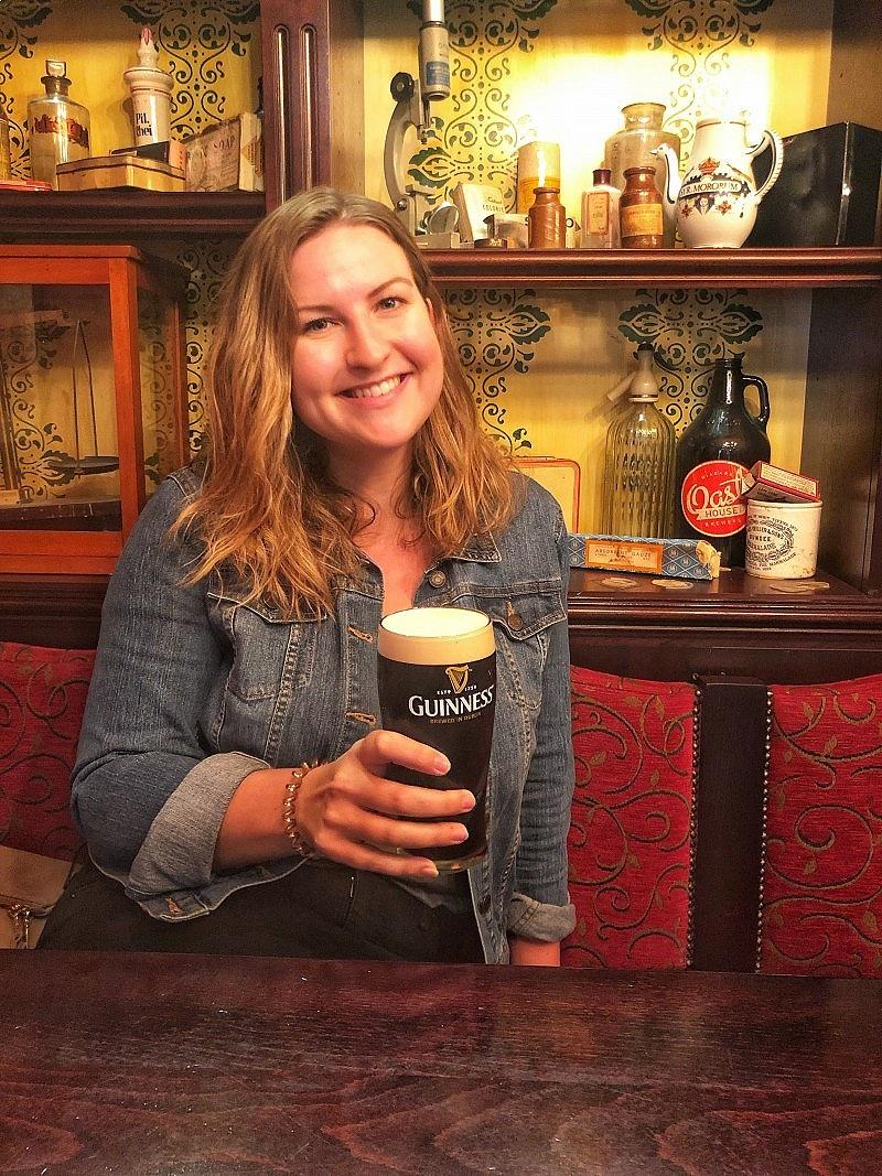 Doc Magilligans Restaurant and Irish Pub in Niagara Falls, Canada is a great spot to get some Irish food!