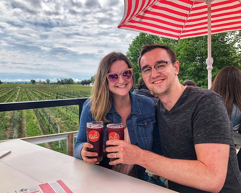 Niagara Oast House Brewers are where it's at in terms of what to do in Niagara Falls for your Niagara Falls adventure
