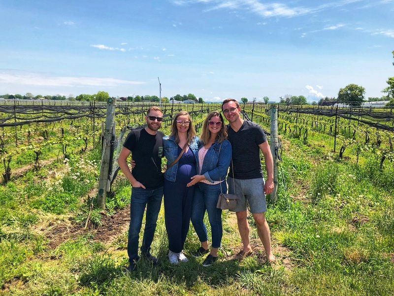 Niagara's Twoo Sisters Vineyards is a great spot if you're looking for a little Niagara Falls adventure