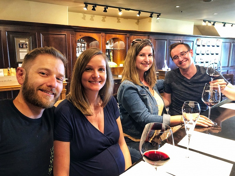 Go to Peller Estates Winery in Niagara if you're looking for a touch of adventure