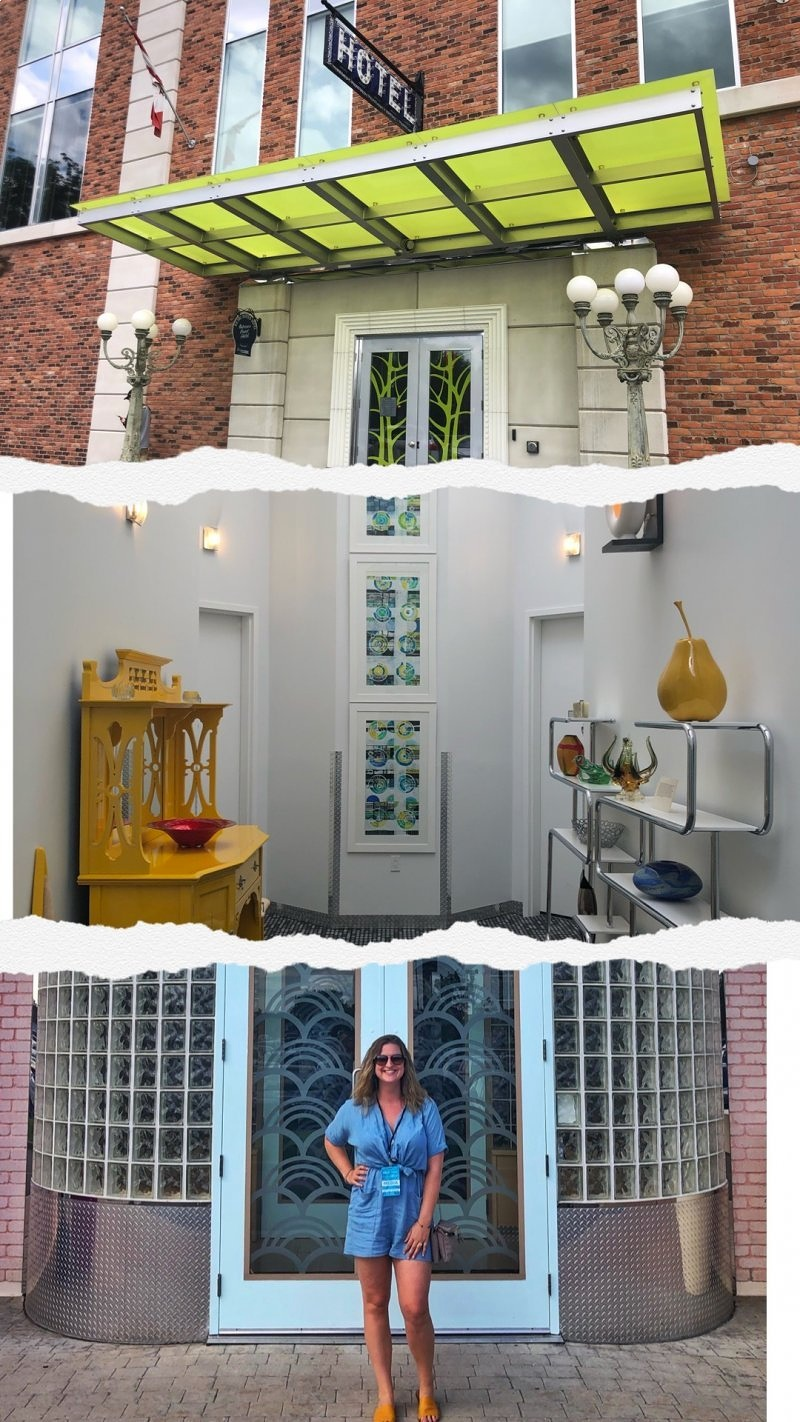 The Retro Suites in Chatham-Kent is one of the best boutique hotels in Ontario
