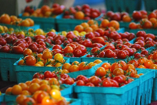 The Downtown Strathroy Market is one of the top things to do in MIddlesex County, Ontario