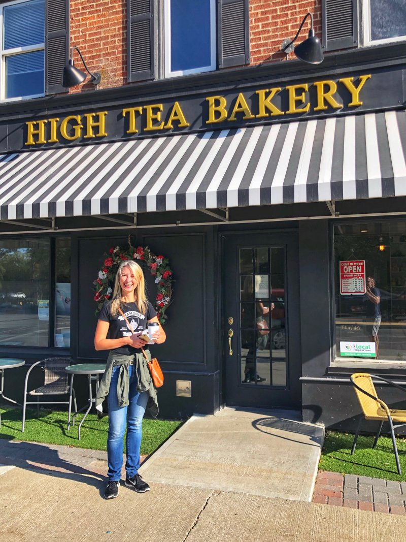 Visiting High Tea Bakery in Winnipeg, Manitoba is one of the top things to do in Winnipeg!