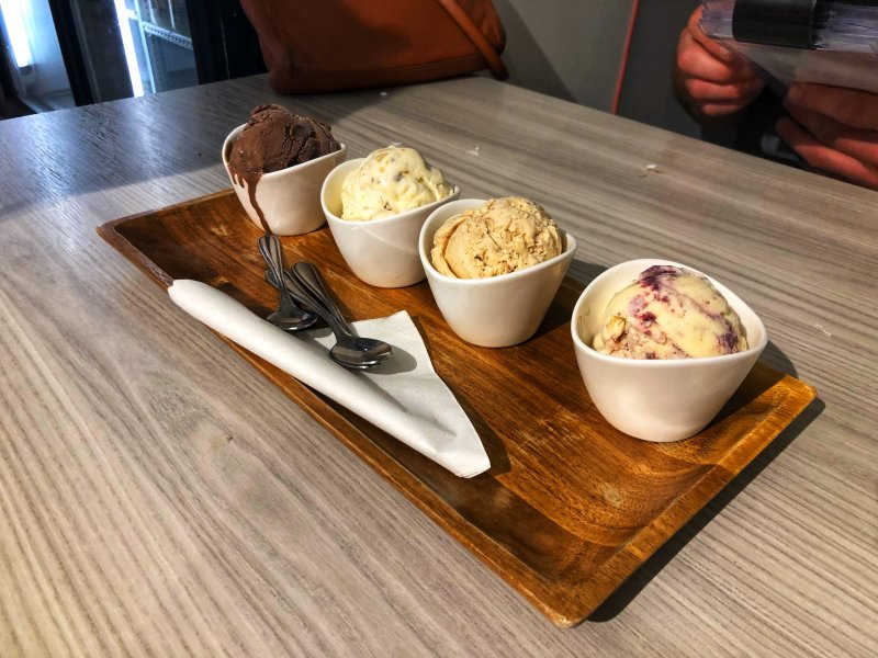 Chaeban Ice Cream in Osborne Village in Winnipeg, Manitoba might just be one of the best ice cream shops in Canada