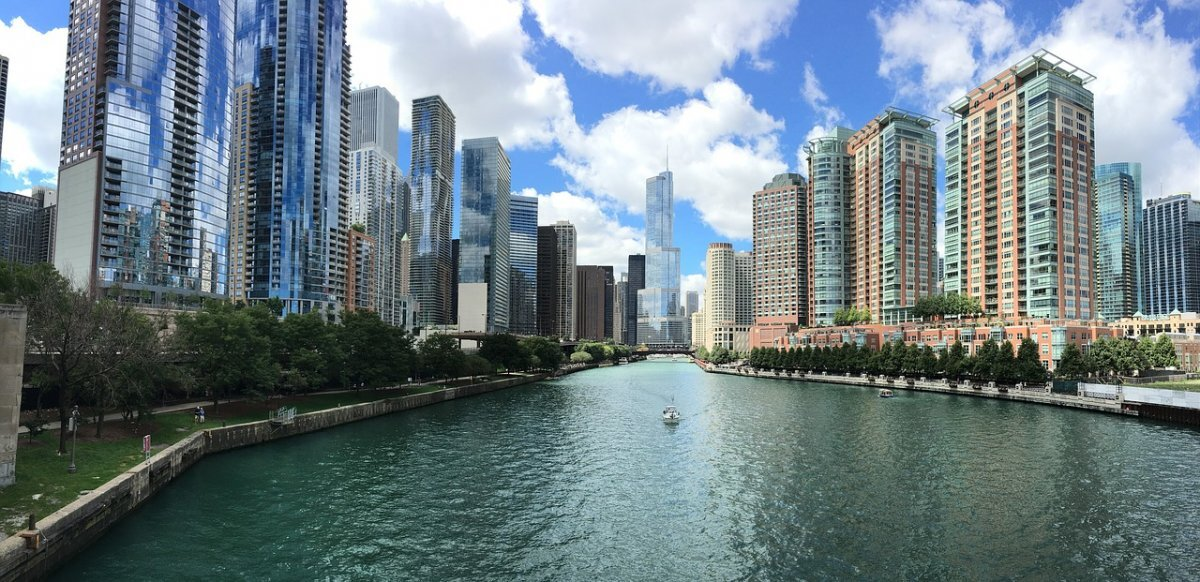 Taking a Chicago RIver Cruise is definitely something you should do if you're trying to tackle Chicago in two days.