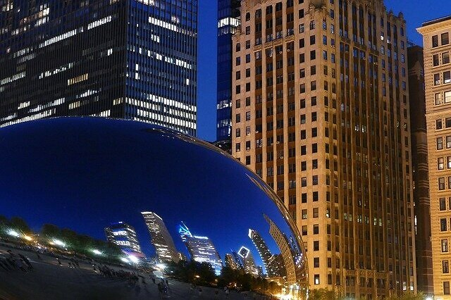 You've got to see Millennium Park and make sure that as a Chicago trip planner it's on your list.