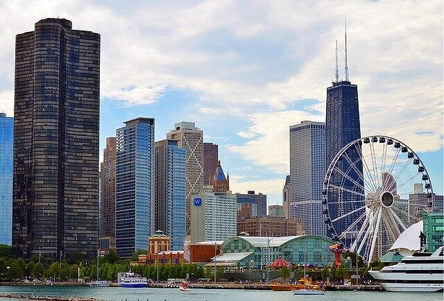 Make the most of your 2 days in Chicago by considering getting a Chicago CityPass!
