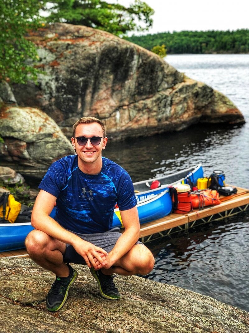 The Kawartha Highlands Provincial Park in Ontario is truly amazing!