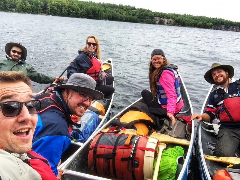 We had a great time in Peterborugh and the Kawarthas with The Land Canadian Adventures