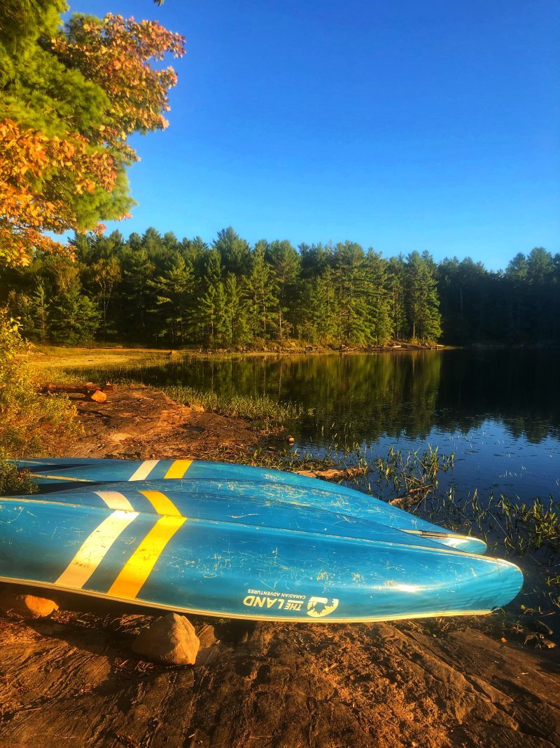 If you're looking to do some camping near Toronto, think about The Land Canadian Adventures