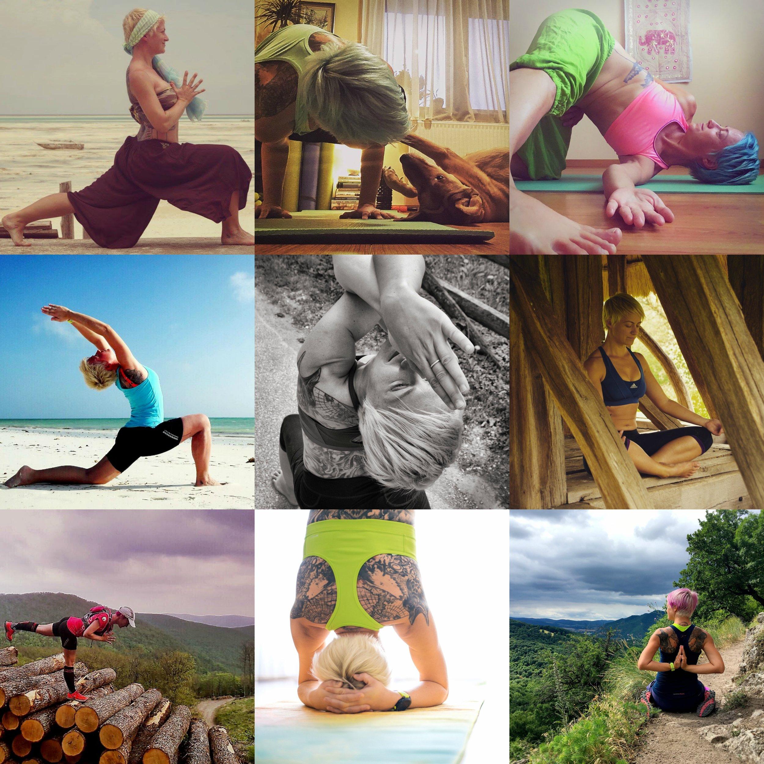 A jógaoktató 2017-ben