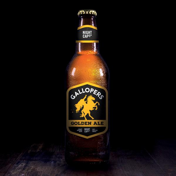 Gallopers Golden Ale