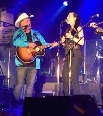 Kenny and (daughter) Becca Hess opening for The Nitty Gritty Dirt band