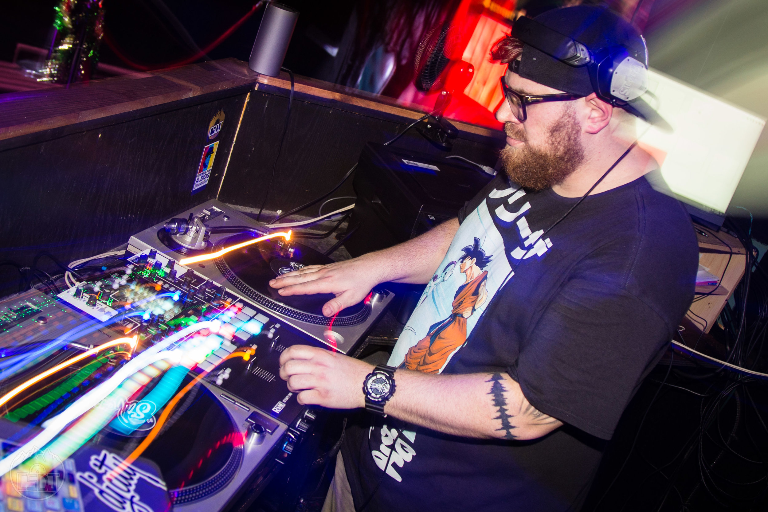 DJ Stevie B -