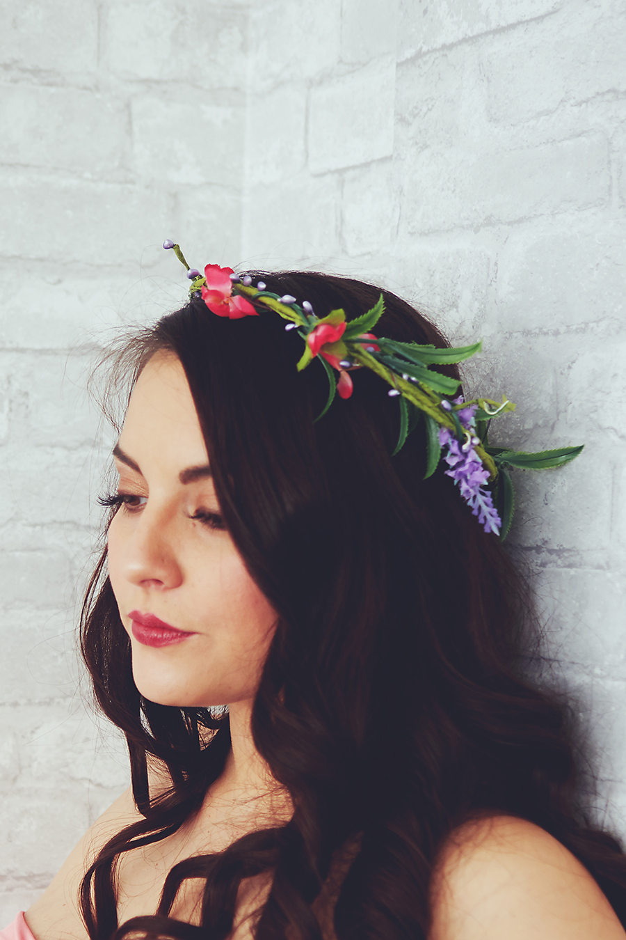 flower crown rental