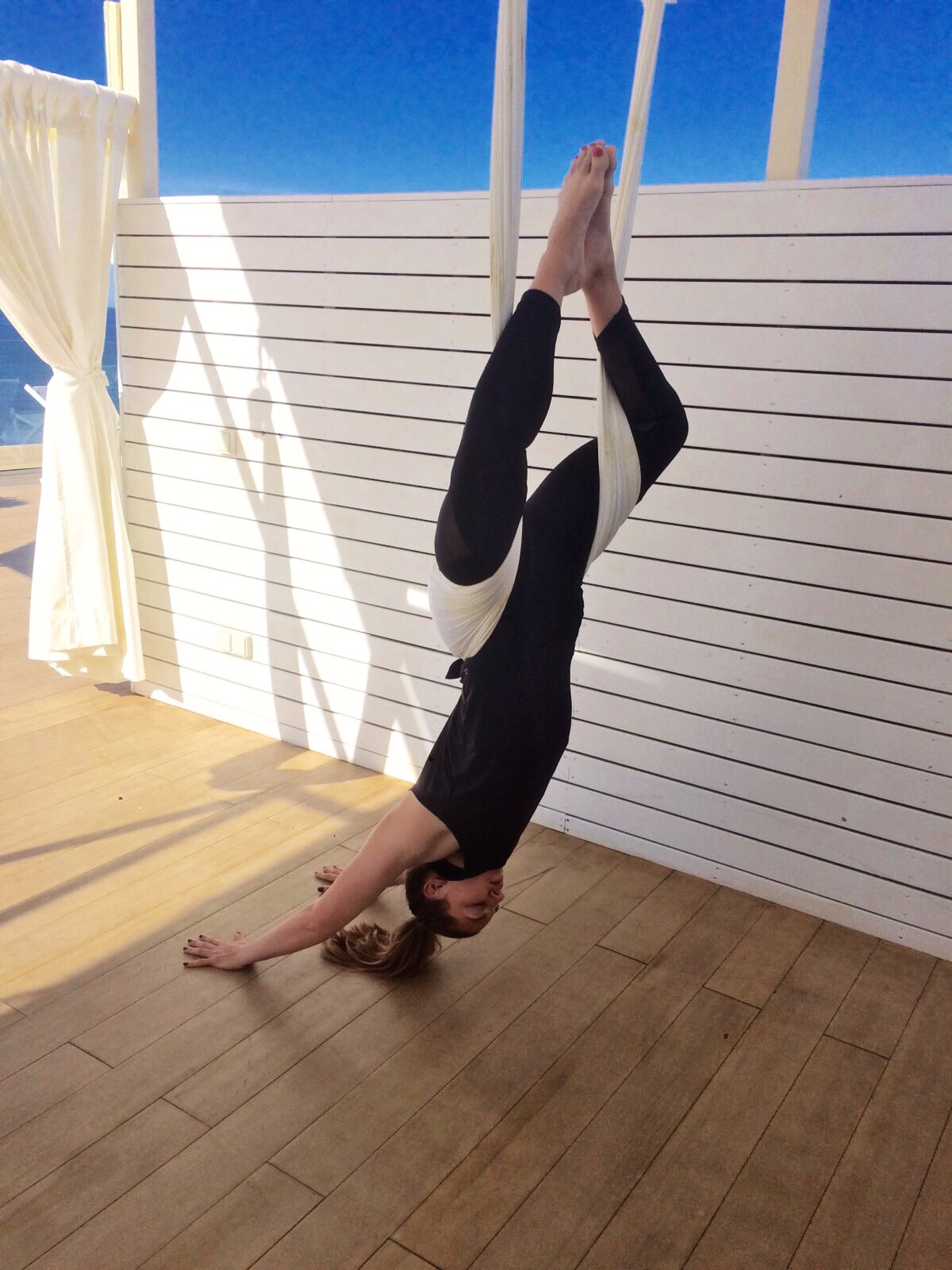 Aerial hangtime at the ME