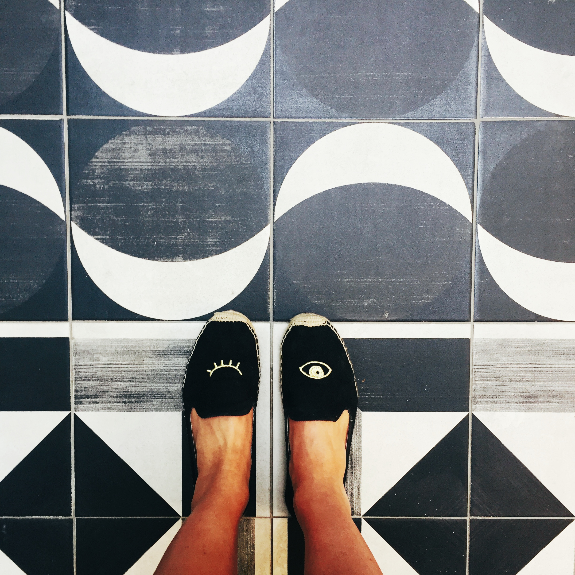 Typical blogger #FWIS / #Ihavethisthingwithfloors