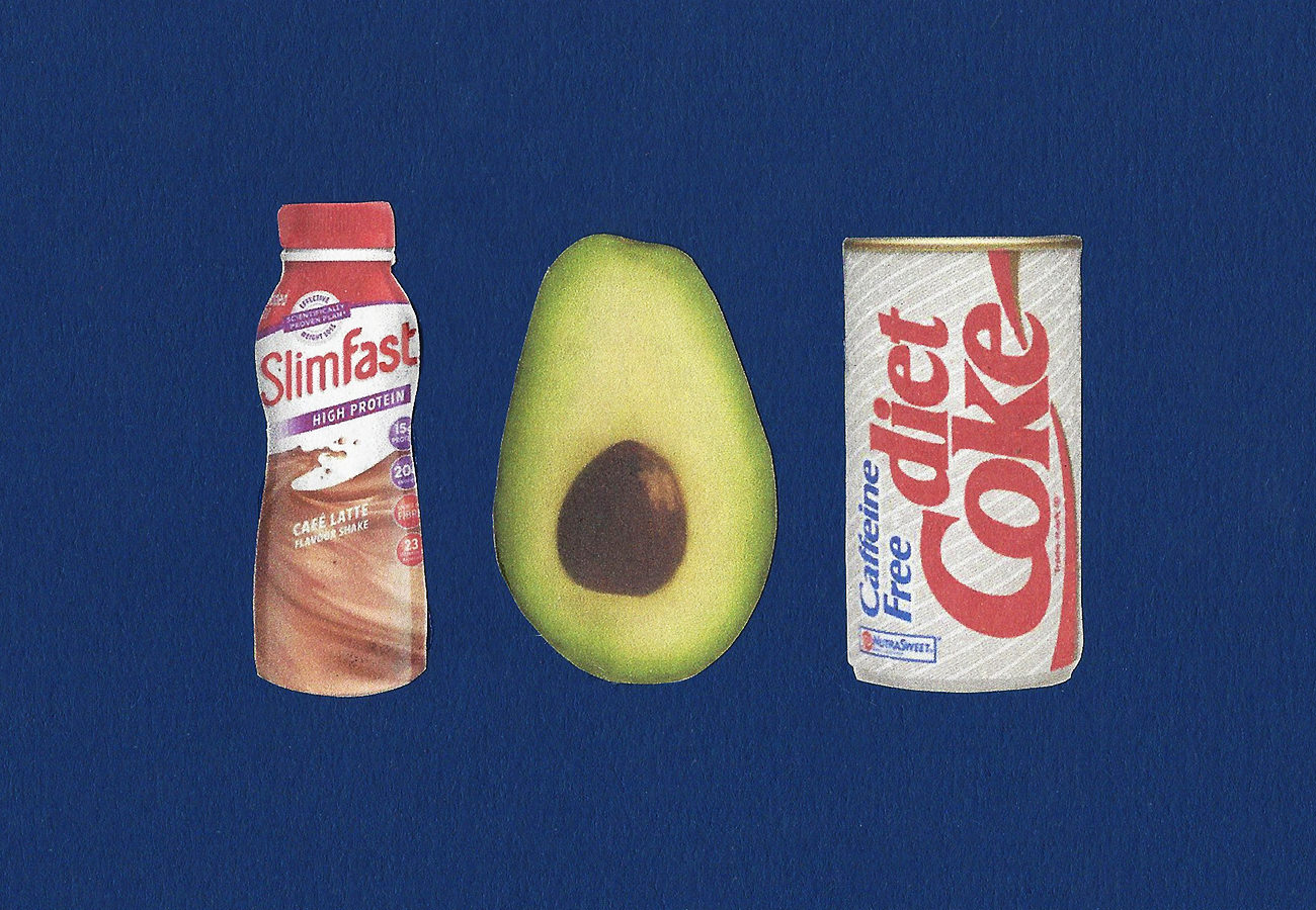 The new low fat line up?... PC:  Louisiana Mei Gelpi