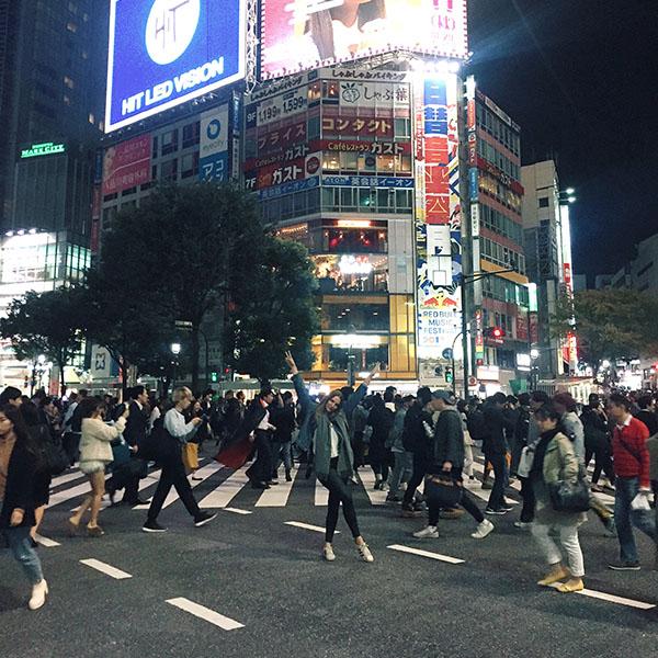 Shibuya moments  @_rosiehope