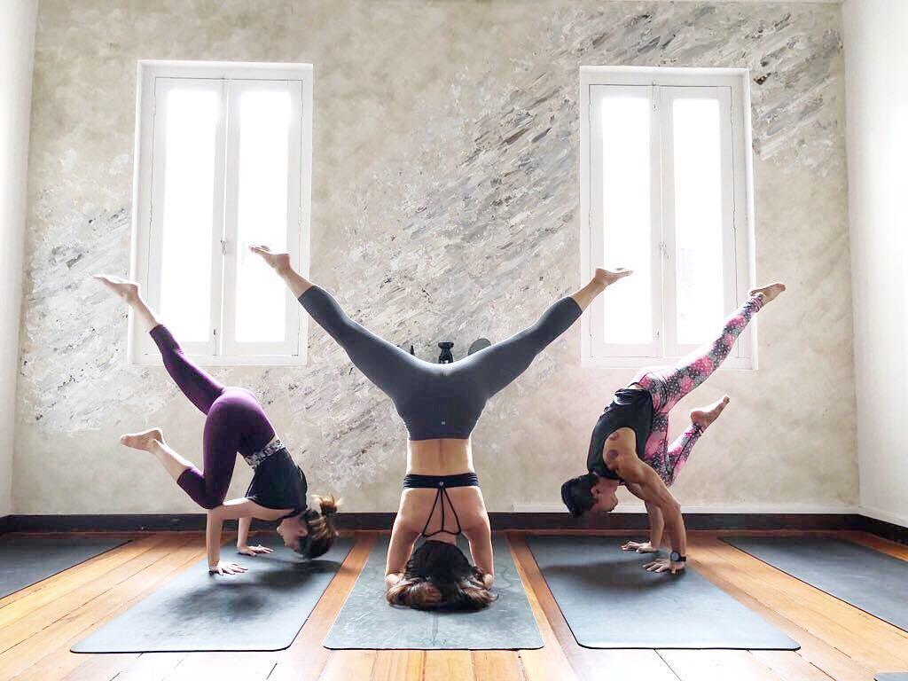 Yoga + PC:  @heyyogaplus