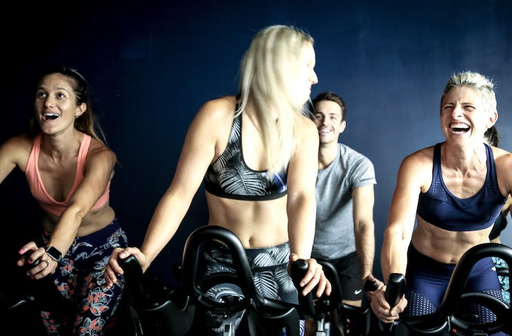 Nightclub Gyms Are The New Fitness Trend You Need To Know About - THE URBAN LIST (NATIONAL)